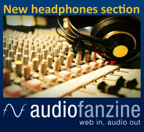 New headphones section